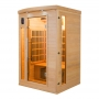 Infrasauna FRANCE SAUNA Apollon 2 Hanscraft