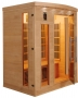 Infrasauna FRANCE SAUNA Apollon 3 Hanscraft