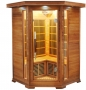 Infrasauna FRANCE SAUNA Luxe 2-3 Hanscraft