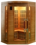 Infrasauna FRANCE SAUNA La Provance 2-3 Hanscraft