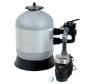 Písková filtrace AQUAMAR 11–11m3/h, nádoba na 75kg písku