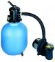 Písková filtrace AQUAMAR 4-4m3/hod, nádoba 25kg písku