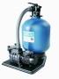 Písková filtrace KIT 380-4 m3/hod, nádoba na 42kg písku