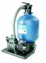 Písková filtrace KIT 480-9 m3/hod, nádoba na 75 kg písku