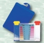 Tester na chlor a pH s náhradními tabletami